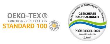 Öko-Tex-Standard 100 - Nachhaltige Produktion