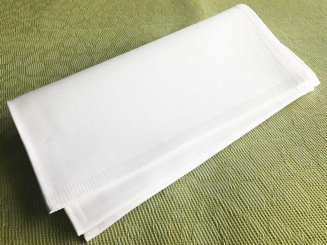 50 wei e stoffservietten ohne muster 50x50cm tischdecken shop libusch. Black Bedroom Furniture Sets. Home Design Ideas